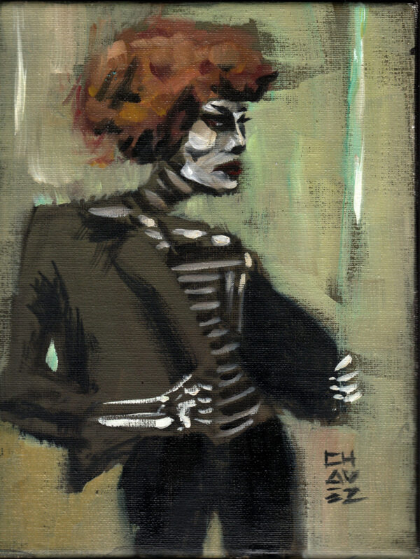 Day of the Dead Paintings